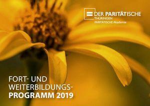 2019 Seminarprogramm