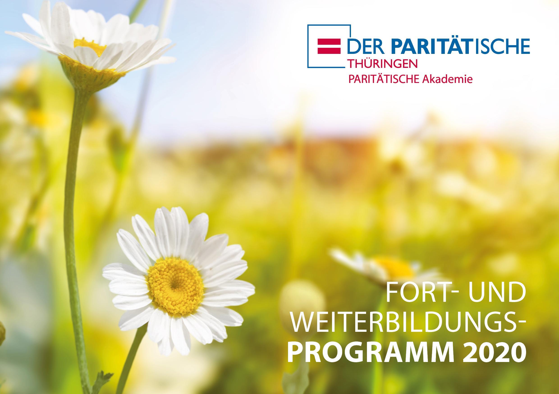 2020 Seminarprogramm
